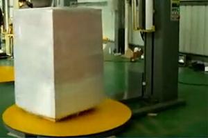 预拉伸型缠绕包装机