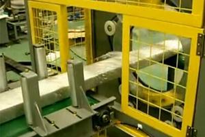 水平式缠绕包装机