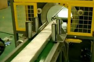 金属/木棒缠绕包装机